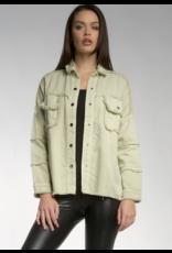 Elan Devan Distressed Jacket