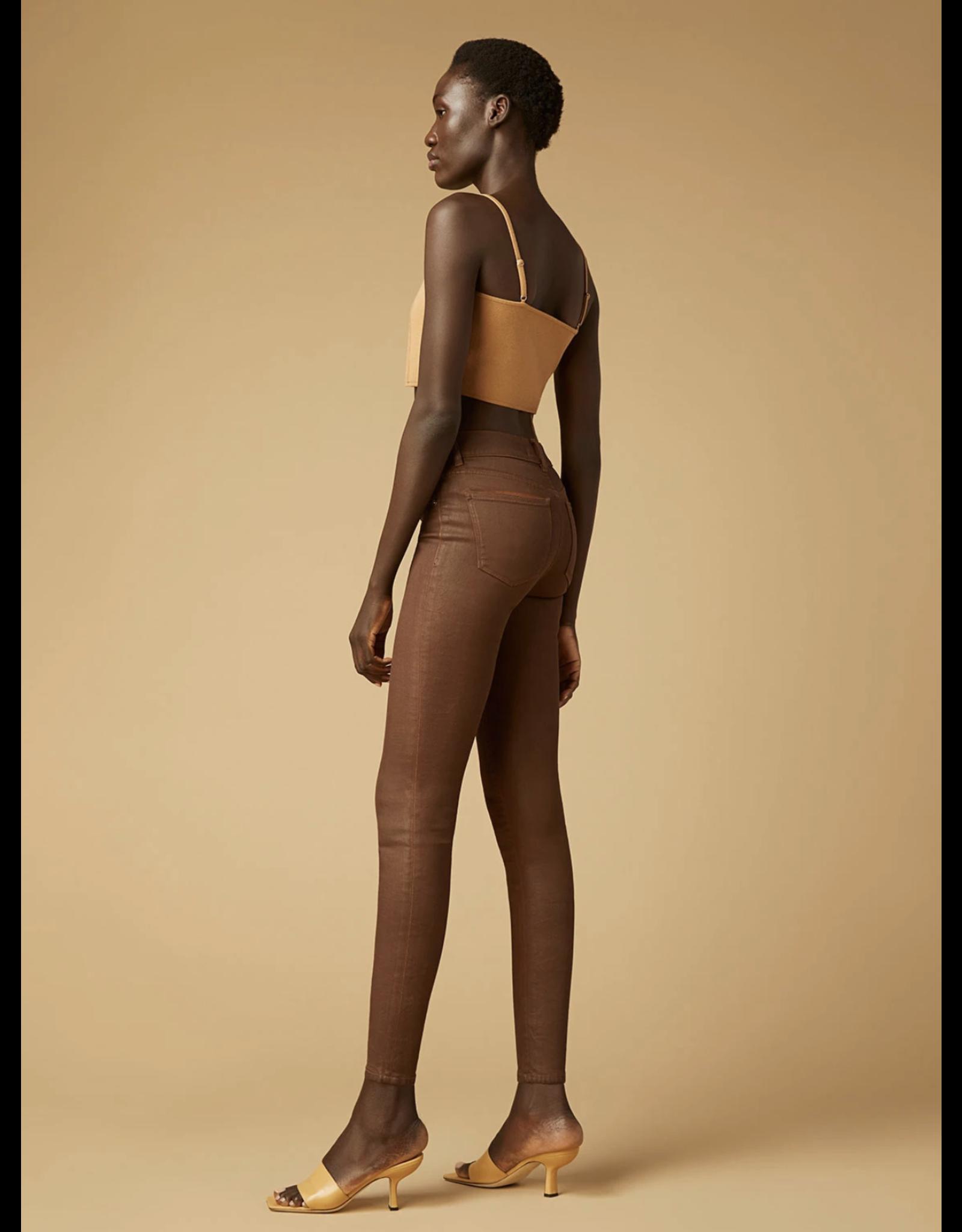 DL1961 Florence Skinny Coated Pecan/DL1961