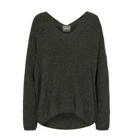 Mos Mosh Thora V-Neck Sweater/Mos Mosh