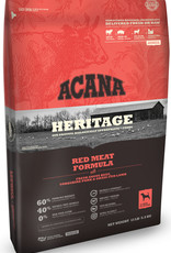 CHAMPION PET FOOD ACANA DOG HERITAGE RED MEAT 25LBS