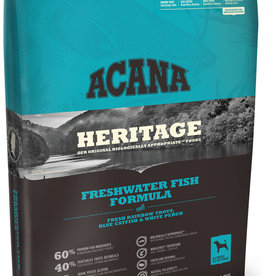 CHAMPION PET FOOD ACANA DOG FRESHWATER FISH 25LBS