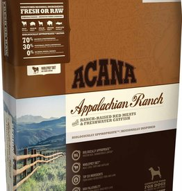 CHAMPION PET FOOD ACANA DOG APPALACHIAN RANCH 25LBS