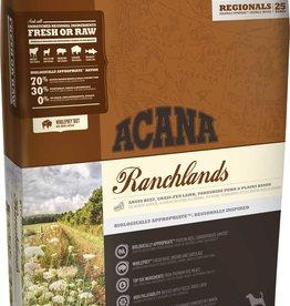 CHAMPION PET FOOD ACANA DOG RANCHLANDS 28.6LBS