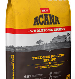CHAMPION PET FOOD ACANA POULTRY & GRAINS 25LBS