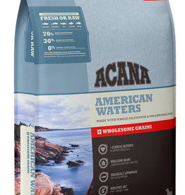 CHAMPION PET FOOD ACANA AMERICAN WATERS WHOLESOME GRAINS 11.5LBS