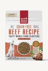 THE HONEST KITCHEN HONEST KITCHEN DOG GRAIN FREE BEEF CLUSTERS 20LBS