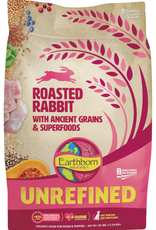EARTHBORN EARTHBORN UNREFINED ROASTED RABBIT 25LBS