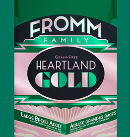 FROMM FAMILY FOODS LLC FROMM HEARTLAND GOLD DOG LARGE BREED ADULT 26LBS