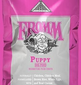 FROMM FAMILY FOODS LLC FROMM CLASSIC PUPPY 15#