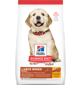 SCIENCE DIET HILL'S SCIENCE DIET CANINE PUPPY LARGE BREED 15.5LBS
