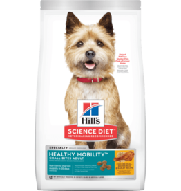 HILL'S HILL'S SCIENCE DIET CANINE ADULT HEALTHY MOBILITY SMALL BITES 15.5#