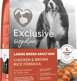 PURINA MILLS, INC. PMI EXCLUSIVE DOG LARGE BREED ADULT 30LBS