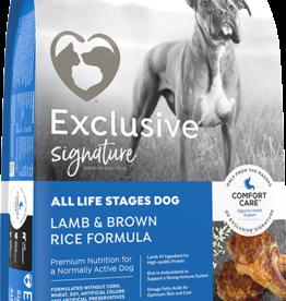 PURINA MILLS, INC. PMI EXCLUSIVE DOG LAMB & RICE 15#