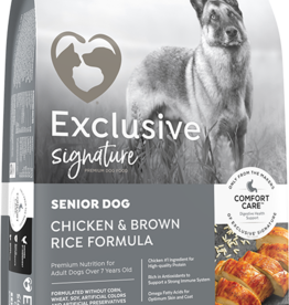 PURINA MILLS, INC. PMI EXCLUSIVE DOG SENIOR 15LBS