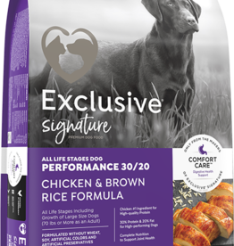 PURINA MILLS, INC. PMI EXCLUSIVE DOG PERFORMANCE 35LBS