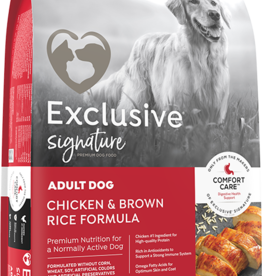 PURINA MILLS, INC. PMI EXCLUSIVE DOG CHICKEN & RICE 15LBS