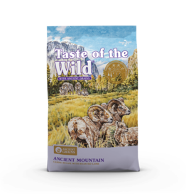 DIAMOND PET FOODS TASTE OF THE WILD ANCIENT MOUNTAIN 5LBS