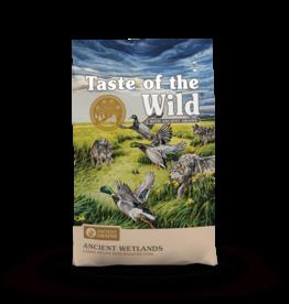 DIAMOND PET FOODS TASTE OF THE WILD ANCIENT WETLANDS 28LBS