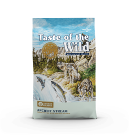 DIAMOND PET FOODS TASTE OF THE WILD ANCIENT STREAM 28LBS