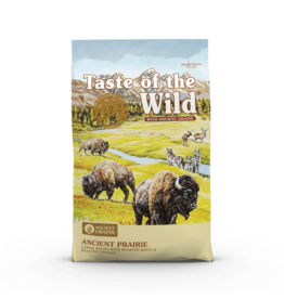 DIAMOND PET FOODS TASTE OF THE WILD ANCIENT PRAIRIE 28LBS