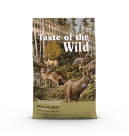 DIAMOND PET FOODS TASTE OF THE WILD PINE FOREST VENISON 5LBS
