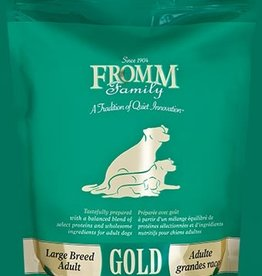 FROMM FAMILY FOODS LLC FROMM GOLD DOG LARGE BREED ADULT 15LBS