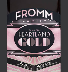FROMM FAMILY FOODS LLC FROMM DOG HEARTLAND GOLD GRAIN FREE ADULT 12LBS