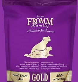 FROMM FAMILY FOODS LLC FROMM GOLD DOG SMALL BREED ADULT 15LBS