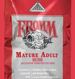 FROMM FAMILY FOODS LLC FROMM CLASSIC DOG MATURE ADULT 33#