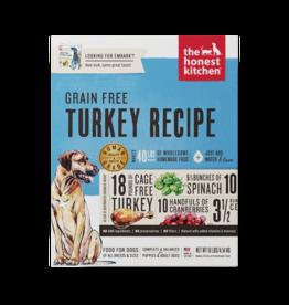 THE HONEST KITCHEN HONEST KITCHEN DOG GRAIN FREE TURKEY 10LBS