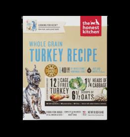 THE HONEST KITCHEN HONEST KITCHEN DOG WHOLE GRAIN TURKEY RECIPE 4LBS