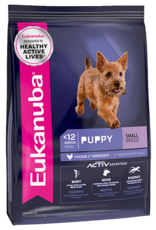 EUKANUBA EUKANUBA SMALL BREED PUPPY 4LBS