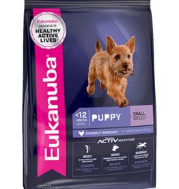 EUKANUBA EUKANUBA SMALL BREED PUPPY 15LBS