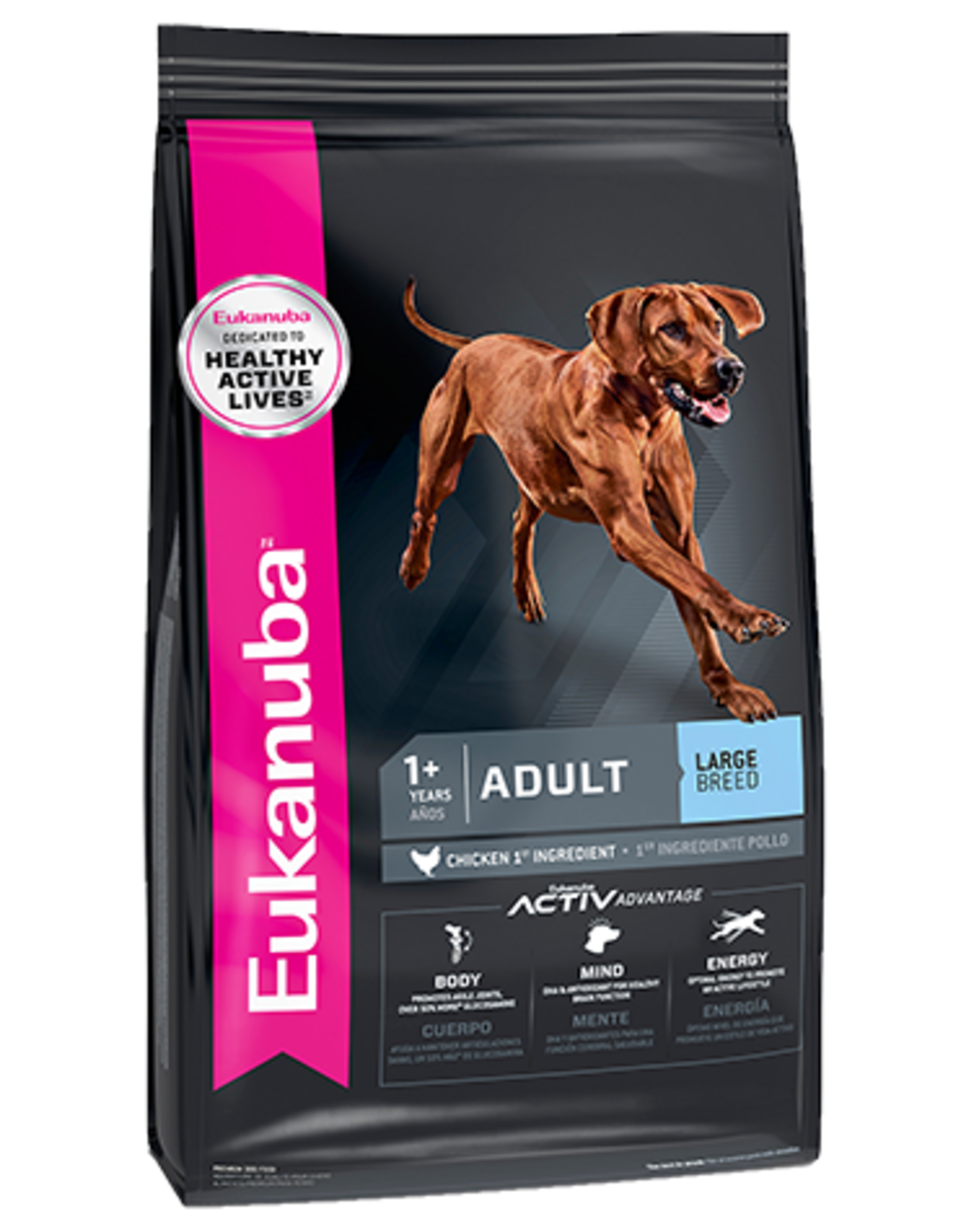 EUKANUBA EUKANUBA LARGE BREED ADULT 33LBS
