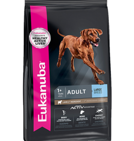 EUKANUBA EUKANUBA ADULT LARGE BREED LAMB & RICE 30LBS