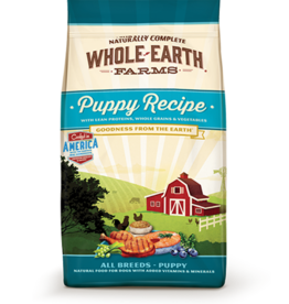 MERRICK PET CARE, INC. WHOLE EARTH FARMS PUPPY RECIPE 30LBS