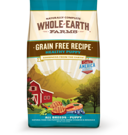 MERRICK PET CARE, INC. WHOLE EARTH FARMS GRAIN FREE HEALTHY PUPPY 12LBS
