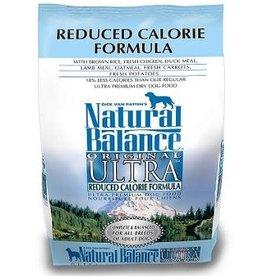 NATURAL BALANCE PET FOODS, INC NATURAL BALANCE DOG ULTRA REDUCED CALORIE 28lbs