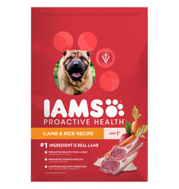 IAMS COMPANY IAMS DOG LAMB & RICE 15#