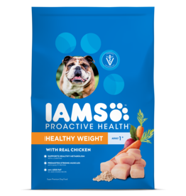 IAMS COMPANY IAMS DOG HEALTHY WEIGHT 7LBS