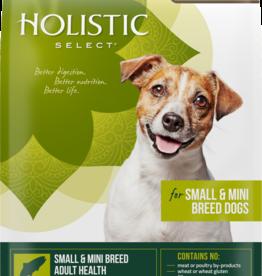 WELLPET LLC HOLISTIC SELECT DOG SMALL & MINI BREED 4LBS