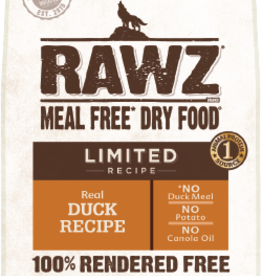 RAWZ RAWZ DOG LID DUCK 10LBS
