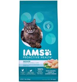 IAMS COMPANY IAMS CAT INDOOR WEIGHT & HAIRBALL 3.5LBS