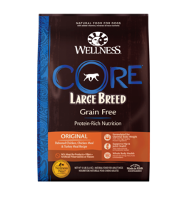 WELLPET LLC WELLNESS DOG CORE LARGE BREED 24#
