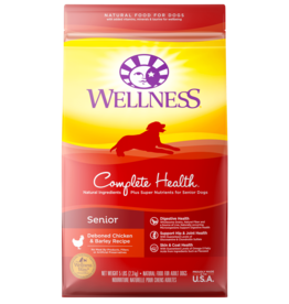 WELLPET LLC WELLNESS DOG SENIOR 15#