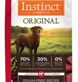 NATURE'S VARIETY/FROZEN NATURE'S VARIETY DOG INSTINCT ORIGINAL BEEF 11LBS