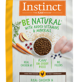 NATURE'S VARIETY/FROZEN NATURE'S VARIETY INSTINCT BE NATURAL CHICKEN & BROWN RICE 4.5#