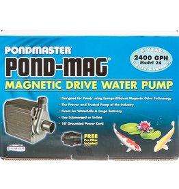 Danner Manufacturing, Inc. PONDMASTER 2400 GPH PUMP