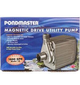 Danner Manufacturing, Inc. PONDMASTER 1800 GPH PUMP