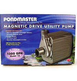 Danner Manufacturing, Inc. PONDMASTER 1200 GPH PUMP